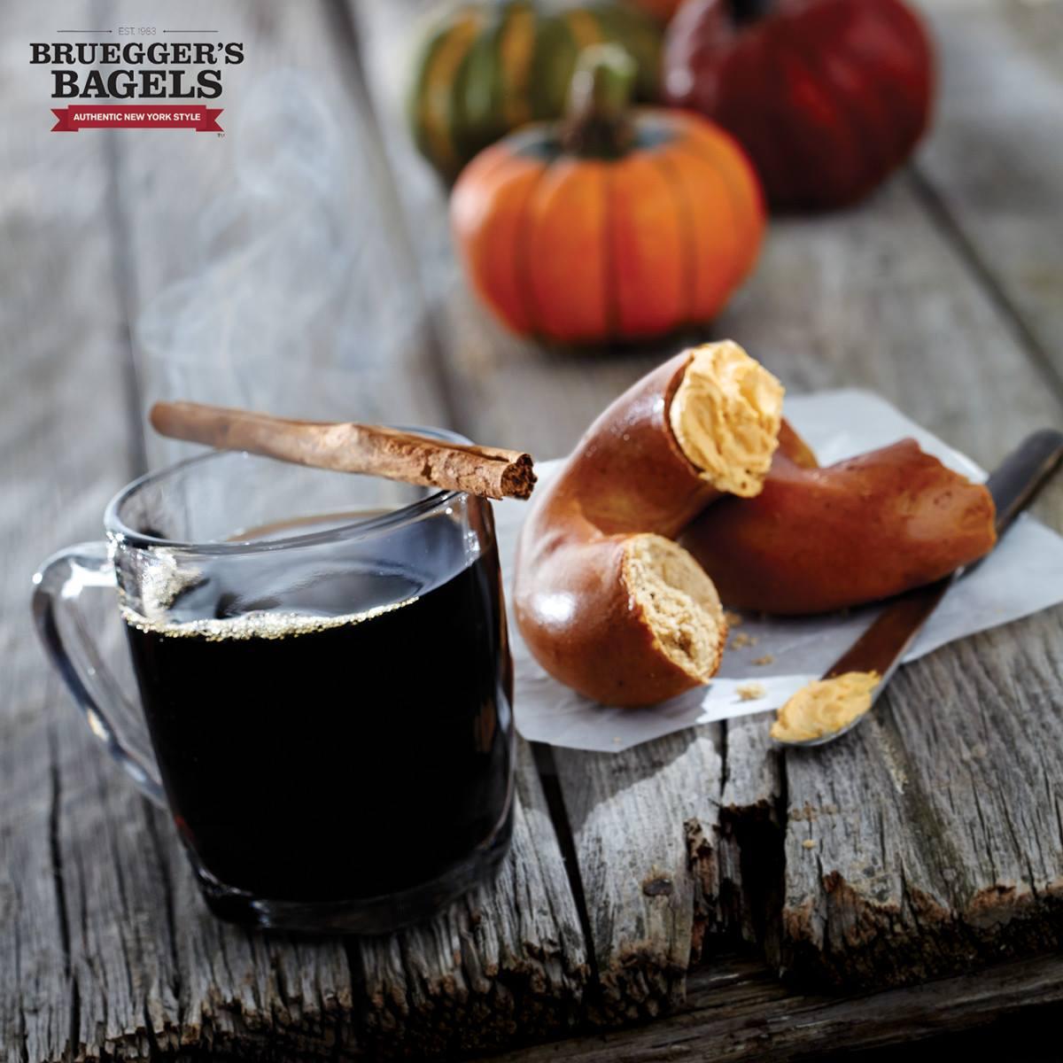 Buy One Pumpkin Spice Coffee Get One FREE!