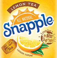 FREE Snapple with Purchase of Any Lunch Sandwich!